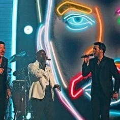 Hot: Grammys 2016: John Legend Demi Lovato Luke Bryan and more pay tribute to Lionel Richie