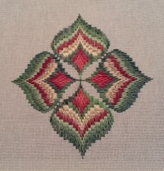 """The Journey Continues – Exploring Ribbons & Four-Way Motifs . """"The Journey Continues – Exploring Ribbons & Four-Way Motifs . Bargello Quilt Patterns, Bargello Needlepoint, Needlepoint Stitches, Needlework, Chain Stitch Embroidery, Embroidery Sampler, Hand Embroidery Stitches, Machine Embroidery, Cross Stitch Borders"""