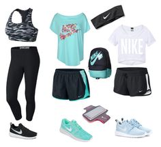 """""""Gym workout... """" by somiakhan on Polyvore"""