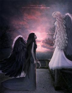 We've never had to look far too find our Angels. Angels have never really been out of reach. We can always discover Angels from the inside -out, because it is the Angel inside is who can point the way to all our other Angels. ^i^   ^i^