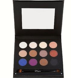 It Cosmetics - Luxe High Performance Eyeshadow Palette - 12 Shades with Double Ended Brush ** Find out more about the great product at the image link. (This is an affiliate link) #BodyMakeup