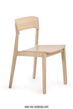 Stühle aus Holz – stapelbar, leicht, stylish. Stühle für Gastronomie und Esstisch Stühle für Zuhause. Verlässliche Objekt Möbel aus europäischer Produktion. Wir beraten Sie gerne. Tel.Nr.: +43 699 15990977. #sitzmoebel, #stuehlegastronomie, #RiesProDesign Form Design, Esstisch Design, Dining Chairs, Trends, Interior Design, Furniture, Home Decor, Fine Dining, Cantilever Chair