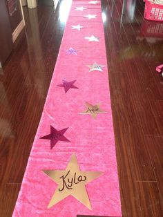 RockStar Birthday Party Ideas | Photo 3 of 23 | Catch My Party