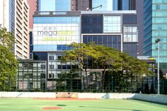 Mega Cube / Location: Kowloon Bay, HK / by AGC Design
