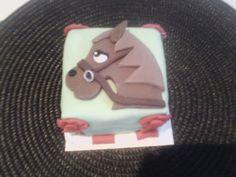 Mini Horse Cake By Scrumptious Cakes Minehead