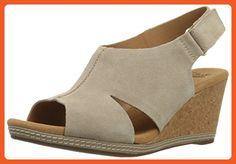 40cdac71790c Clarks Women s Helio Float Wedge Sandal