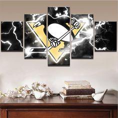 Pittsburgh Penguins NHL Team (Thunderbolt)