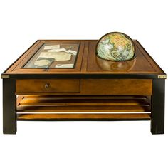 Authentic Models Globe Table