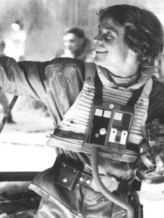 Mark Hamill as Luke Skywalker)
