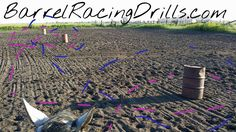 Barrel Racing Tips — Barrel Horse Training Tips, Drills and Ideas for improving your times Barrel Racing Exercises, Barrel Racing Tips, Horse Exercises, Barrel Racing Horses, Barrel Horse, Show Jumping Horses, Show Horses, Horse Riding Tips, Horse Tips