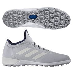 adidas ACE Tango 17.2 Turf Soccer Shoes (Clear Onix): http://www.soccerevolution.com/store/products/ADI_14113_F.php