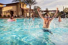 In Valencia, each neighborhood has access to exclusive recreation centers which means there's always somewhere to enjoy outside in Awesometown. Santa Clarita Valley, New Community, Pool Days, Valencia, The Neighbourhood, Maternity, Photoshoot, Explore, Cubes