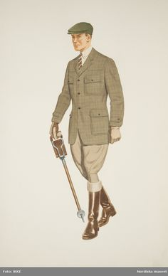 1930s Fashion, Suit Fashion, Boy Fashion, Vintage Fashion, Mens Fashion, Vintage Vogue, Vintage Men, Pin Up Illustration, Illustrations
