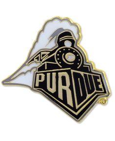 Aminco Purdue Boilermakers Logo Pin
