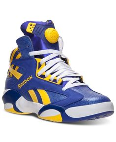 Reebok Men s Shaq Attaq Basketball Sneakers from Finish Line Men - Finish  Line Athletic Shoes - Macy s 65bed708d