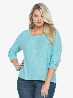 Marled Sweater, Pullover Sweaters, Curvy Outfits, Fashion Outfits, Plus Size Tops, Playing Dress Up, Torrid, Plus Size Fashion, Sweaters For Women