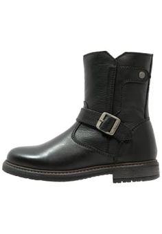 Korte laarzen - nero