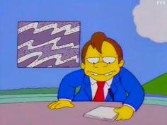Grrr, grrr, grrrr #Nelson #Simpsons #Findelperiodismo