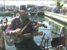 Dave Harris - One Man Band - Slim's Train Song