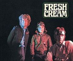 """Released on December 9, 1966 as both a mono and stereo version , """"Fresh Cream"""" is the debut studio album by Cream. TODAY in LA COLLECTION on RVJ >> http://go.rvj.pm/5tx"""