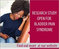 New Bladder Pain Treatment In Development - IC Clinical Trial Seeks Women with Moderate To Severe Bladder Pain - Interstitial Cystitis Netw...