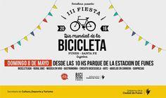 8 Mayo Funes - Fiesta de la Bicicleta 2016 | Region Litoral
