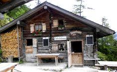 Schärtenalm zwischen Hintersee und Blaueishütte