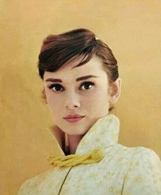 Lovely Audrey.