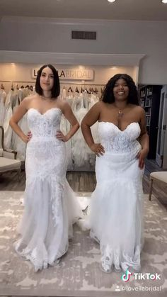 You'll love these Berta wedding dresses in all sizes and styles including strapless, lace detail, sparkles and plus size wedding dresses. Find these plus size wedding dresses at Lovella Bridal in LA, the best wedding dress salon in the Los Angeles, CA. Berta Bridal, Allure Bridal, Bridal Gowns, Wedding Gowns, Long Sleeve Bridal Dresses, Long Sleeve Gown, Wedding Dress Shopping, Yes To The Dress, Bridal Boutique