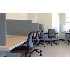 "KI Furniture WorkZone 19"" x 24"" Desk Privacy Panel"