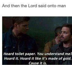 So sayseth the almighty Chuck