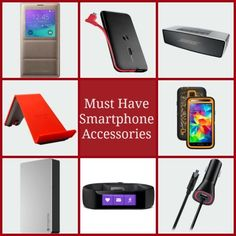 Must Have Smartphone Accessories —  #VZWBuzz RobynsOnlineWorld.com