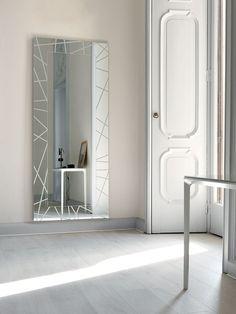 SEGMENT RECTANGULAR #mirror by SOVET ITALIA | #design Gianluigi Landoni @sovetitalia