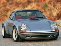 The Porsche 911 By Singer Makes Other Cars Look Like Vaginas