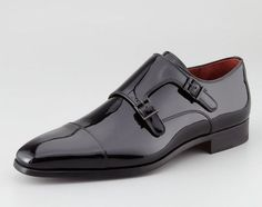Magnanni's Double-Monk Strap Shoes are Exquisite trendhunter.com