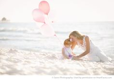 15 Beautiful Mom & Me Photos to Inspire You for Mother's Day. Photo by @Rachel Durik