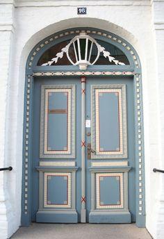 danish door