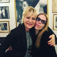 Ilaria Moscato e Franca Foffo