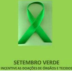 Setembro verde sensibiliza sergipanos para a doação de órgãos e tecidos