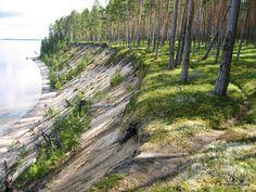 Island Arja on lake Oulunjarvi - Ärjä on saari Oulujärvessä. Pinta-alaltaan 270 hehtaarin suuruinen saari kuuluu Kajaanin kaupunkiin.