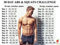abs and squats challenge // Health // Exercise // Workout // abdominal //. , 30 day abs and squats challenge // Health // Exercise // Workout // abdominal //. Best Dumbbell Exercises, Dumbbell Workout, Workout Exercises, Song Workouts, Cheer Workouts, Morning Workouts, Fitness Exercises, Fitness Herausforderungen, Health Fitness