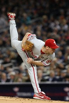 Cliff Lee, Philadelphia Phillies