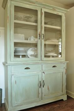 Image result for kitchen hutch
