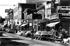 Cherokee Street, back in the day.