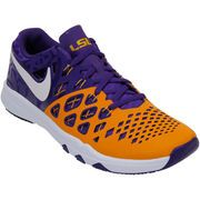 LSU Tigers Nike Train Speed 4 Week Zero College Collection Shoes - Purple Price…