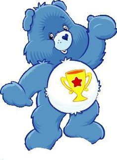 1000+ images about Care Bear | Champ Bear 2 on Pinterest ...