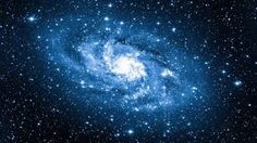 Liven up your wall with this 'Triangulum Galaxy Space' feature wallpaper. Roses Tumblr, Spiral Galaxy, Feature Wallpaper, Sun Moon Stars, Galaxy Space, Life Form, Galaxy Wallpaper, To Infinity And Beyond, Milky Way