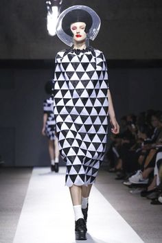 Junya Watanabe Ready To Wear Spring Summer 2015 Paris - NOWFASHION