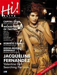 Jacqueline Fernandez on Hi Magazine | #JacquelineFernandez #Magazine