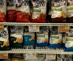 RESET! Cape Cod Chips Coupon (only $1.50 at Publix and Kroger after Sale and Coupons!)